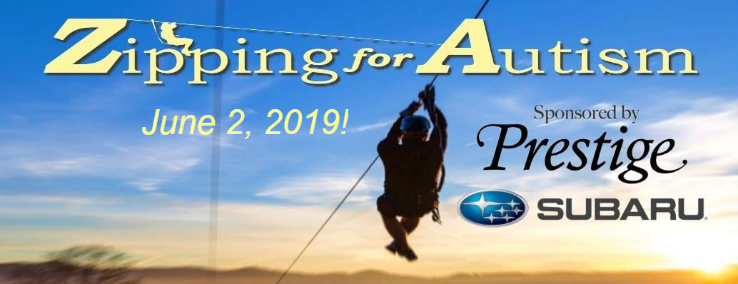 Zipping for Autism 2019